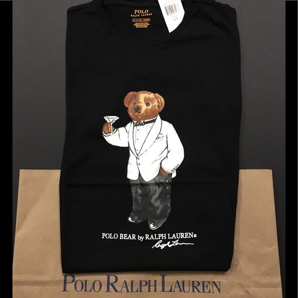 Ralph Wine Bear Tuxedo Lauren Polo Boutique kw80OPn